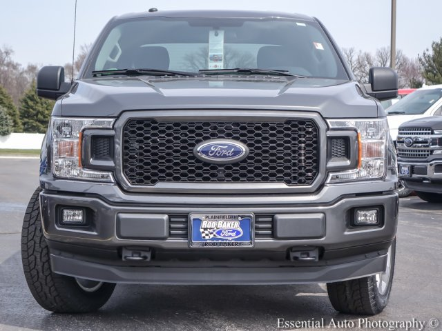 2018 F-150 SuperCrew Cab 4x4,  Pickup #T18221 - photo 5