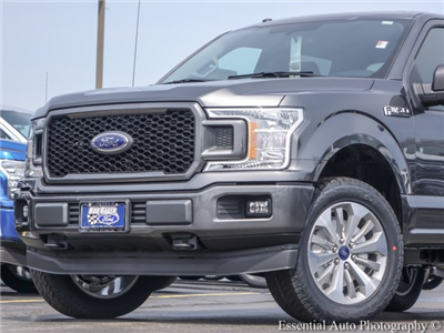 2018 F-150 SuperCrew Cab 4x4,  Pickup #T18221 - photo 3