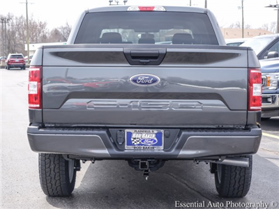 2018 F-150 SuperCrew Cab 4x4,  Pickup #T18221 - photo 6