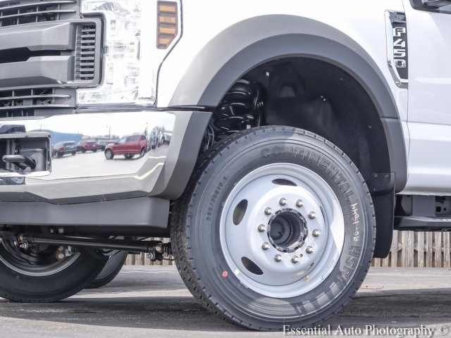 2018 F-450 Regular Cab DRW, Knapheide Stake Bed #T18233 - photo 4