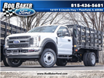 2018 F-450 Regular Cab DRW, Knapheide Stake Bed #T18233 - photo 1