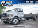 2018 F-650 Regular Cab DRW 4x2,  Cab Chassis #T18240 - photo 1
