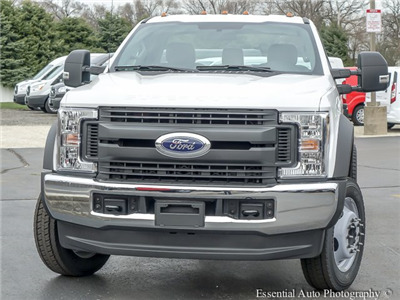 2018 F-550 Regular Cab DRW 4x4, Cab Chassis #T18263 - photo 5