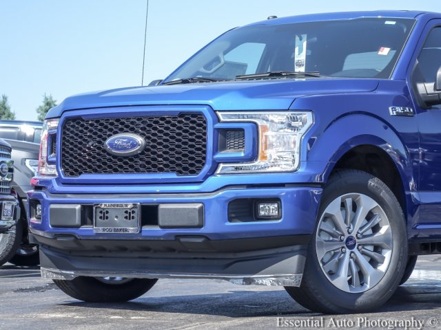 2018 F-150 Super Cab,  Pickup #T18270 - photo 3