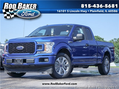 2018 F-150 Super Cab,  Pickup #T18270 - photo 1