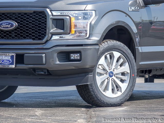 2018 F-150 Super Cab 4x4,  Pickup #T18271 - photo 4