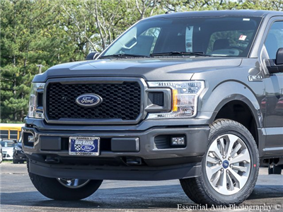 2018 F-150 Super Cab 4x4,  Pickup #T18271 - photo 3