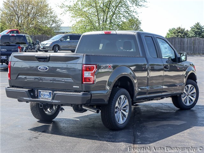 2018 F-150 Super Cab 4x4,  Pickup #T18271 - photo 2