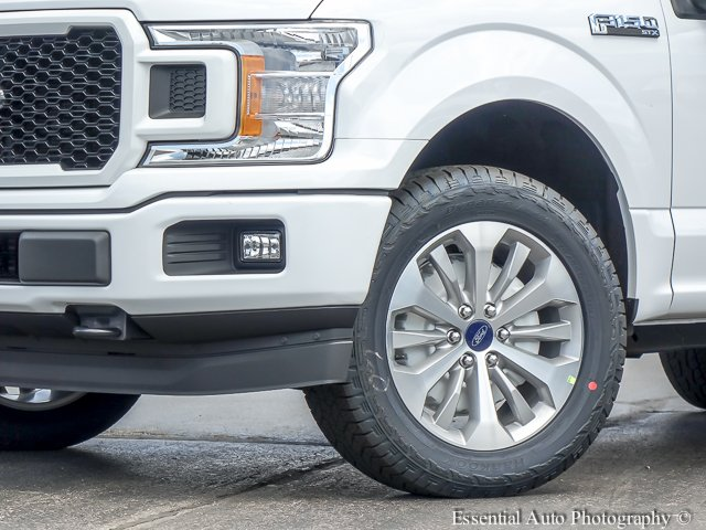 2018 F-150 SuperCrew Cab 4x4, Pickup #T18283 - photo 4
