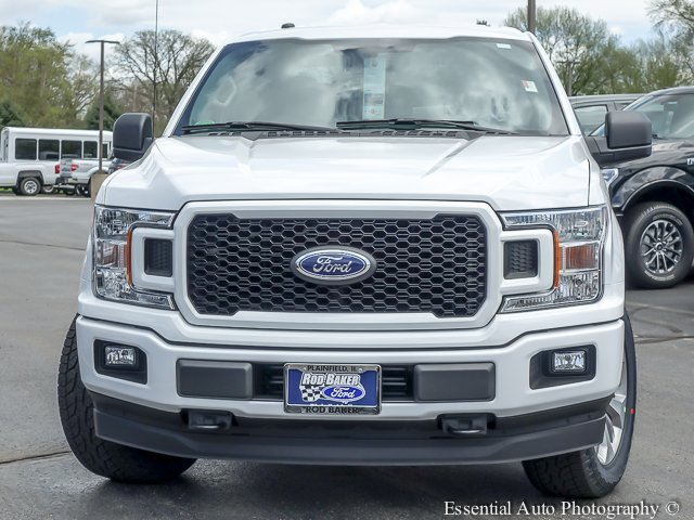 2018 F-150 SuperCrew Cab 4x4, Pickup #T18283 - photo 5