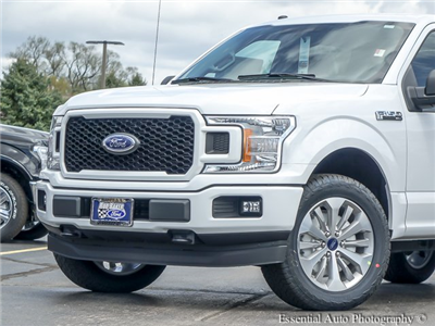 2018 F-150 SuperCrew Cab 4x4, Pickup #T18283 - photo 3