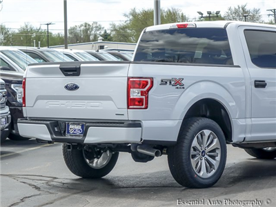 2018 F-150 SuperCrew Cab 4x4, Pickup #T18283 - photo 7