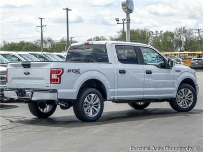 2018 F-150 SuperCrew Cab 4x4, Pickup #T18283 - photo 2