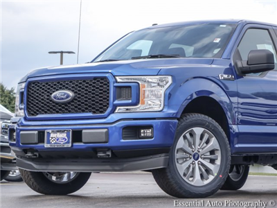 2018 F-150 SuperCrew Cab 4x4, Pickup #T18298 - photo 3