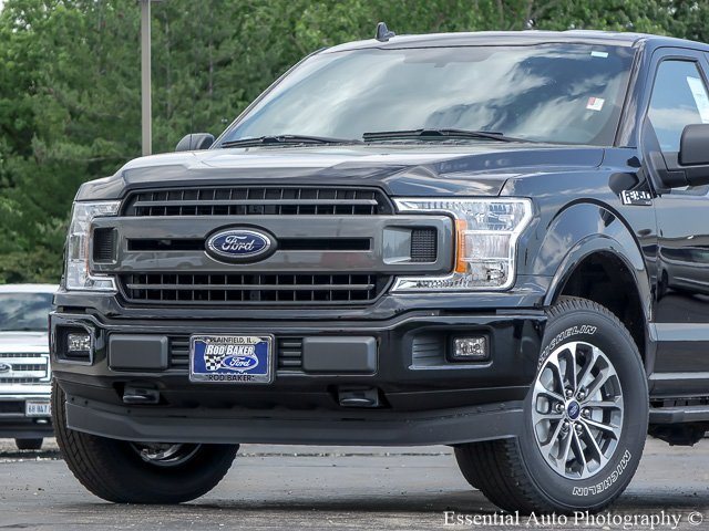 2018 F-150 Super Cab 4x4,  Pickup #T18301 - photo 3