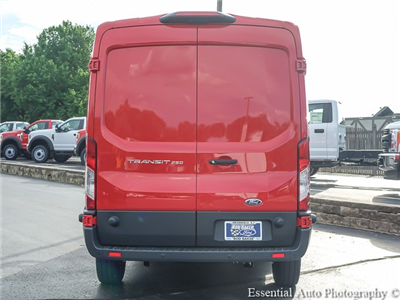 2018 Transit 250 Med Roof 4x2,  Empty Cargo Van #T18304 - photo 7