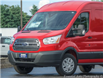 2018 Transit 250 Med Roof 4x2,  Empty Cargo Van #T18304 - photo 4