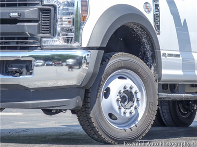 2018 F-550 Super Cab DRW 4x4,  Mechanics Body #T18360 - photo 4