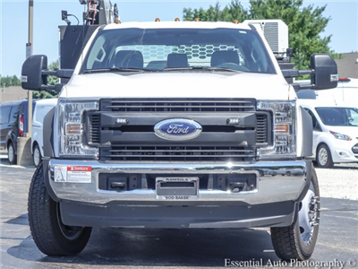 2018 F-550 Super Cab DRW 4x4,  Mechanics Body #T18360 - photo 5