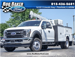 2018 F-550 Super Cab DRW 4x4,  Mechanics Body #T18360 - photo 1