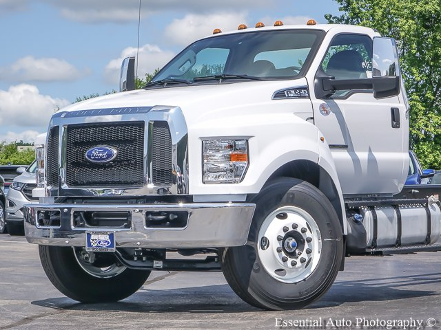 2018 F-650 Regular Cab DRW 4x2,  Cab Chassis #T18368 - photo 3