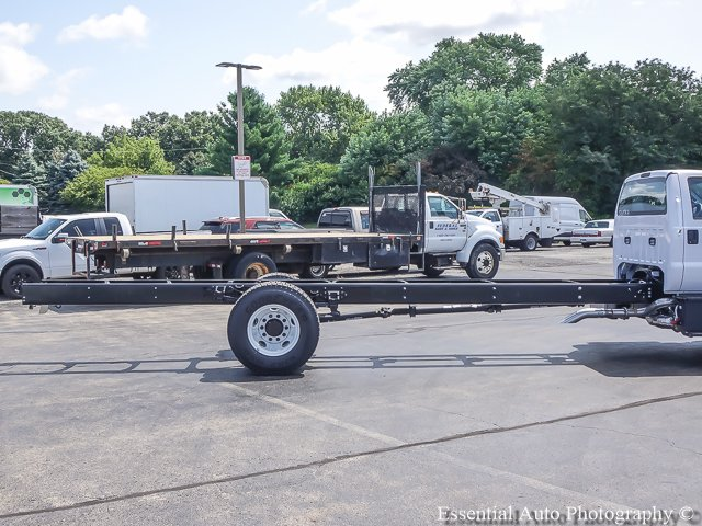 2018 F-650 Regular Cab DRW 4x2,  Cab Chassis #T18368 - photo 9