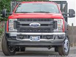 2018 F-450 Regular Cab DRW 4x2,  Monroe Versa-Line Stake Body Stake Bed #T18373 - photo 5