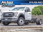 2018 F-450 Regular Cab DRW 4x2,  Cab Chassis #T18382 - photo 1
