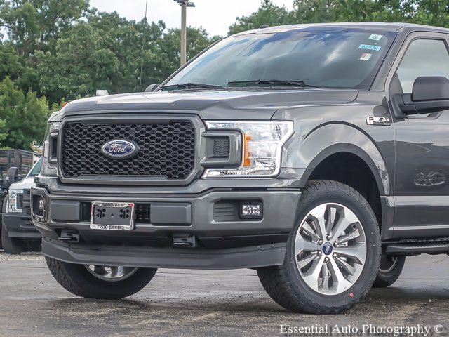 2018 F-150 SuperCrew Cab 4x4,  Pickup #T18404 - photo 3