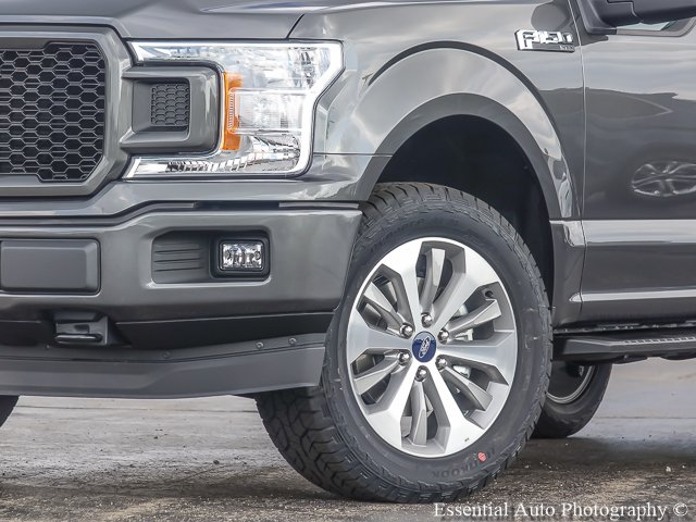 2018 F-150 SuperCrew Cab 4x4,  Pickup #T18404 - photo 5