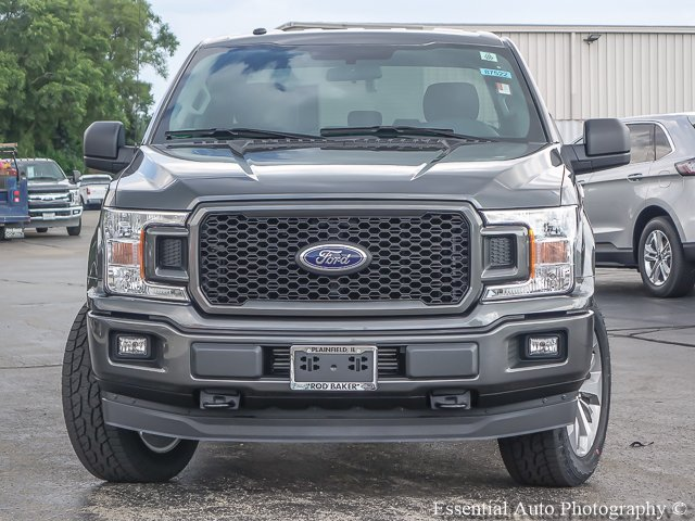 2018 F-150 SuperCrew Cab 4x4,  Pickup #T18404 - photo 4