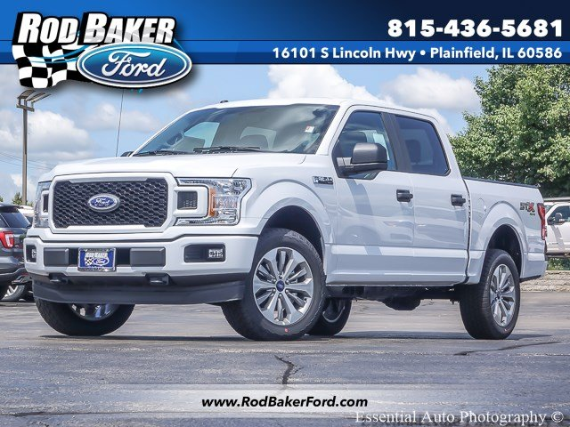 2018 F-150 SuperCrew Cab 4x4,  Pickup #T18406 - photo 1