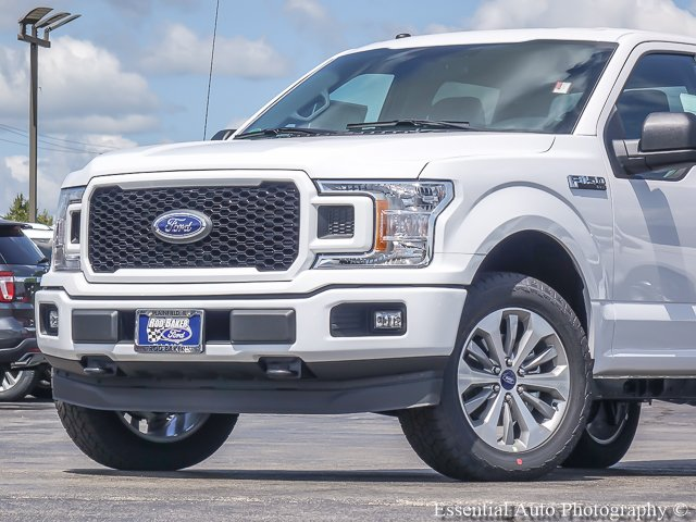 2018 F-150 SuperCrew Cab 4x4,  Pickup #T18406 - photo 3