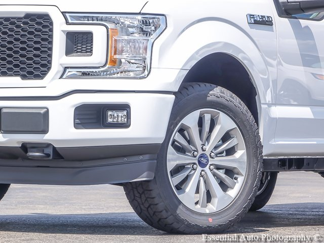 2018 F-150 SuperCrew Cab 4x4,  Pickup #T18406 - photo 4