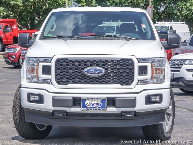 2018 F-150 SuperCrew Cab 4x4,  Pickup #T18406 - photo 5