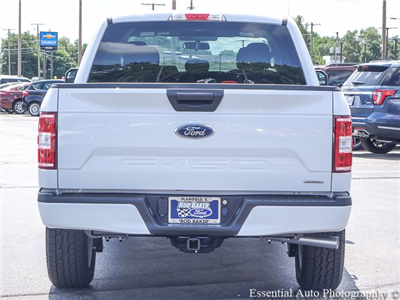 2018 F-150 SuperCrew Cab 4x4,  Pickup #T18406 - photo 6