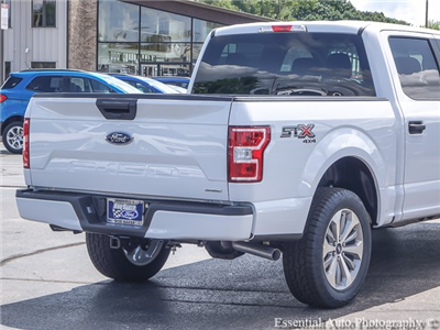 2018 F-150 SuperCrew Cab 4x4,  Pickup #T18406 - photo 7