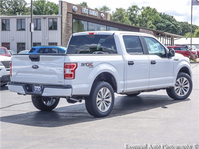 2018 F-150 SuperCrew Cab 4x4,  Pickup #T18406 - photo 2