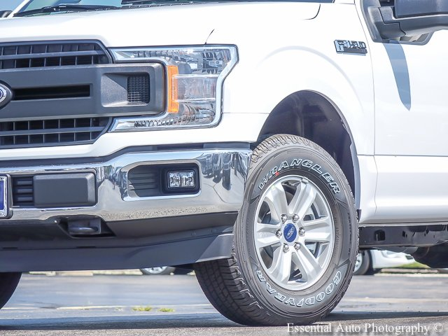 2018 F-150 Regular Cab 4x4,  Pickup #T18437 - photo 4