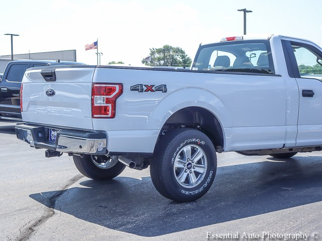 2018 F-150 Regular Cab 4x4,  Pickup #T18437 - photo 7
