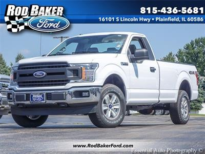 2018 F-150 Regular Cab 4x4,  Pickup #T18437 - photo 1