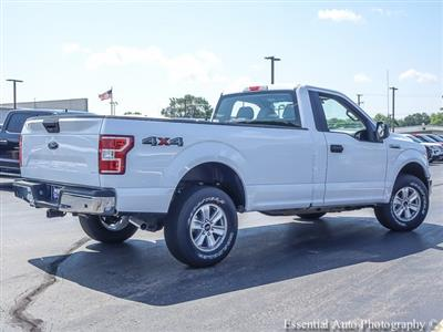 2018 F-150 Regular Cab 4x4,  Pickup #T18437 - photo 2