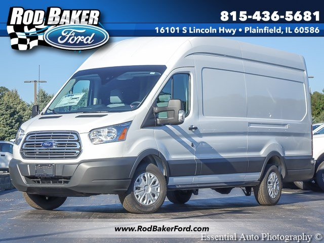 2018 Transit 350 High Roof 4x2,  Empty Cargo Van #T18461 - photo 1
