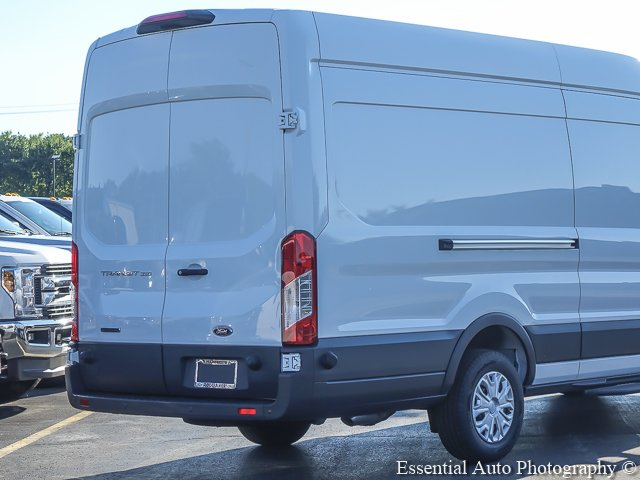 2018 Transit 350 High Roof 4x2,  Empty Cargo Van #T18461 - photo 7