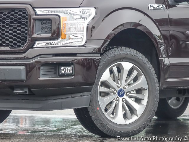 2018 F-150 SuperCrew Cab 4x4,  Pickup #T18515 - photo 4