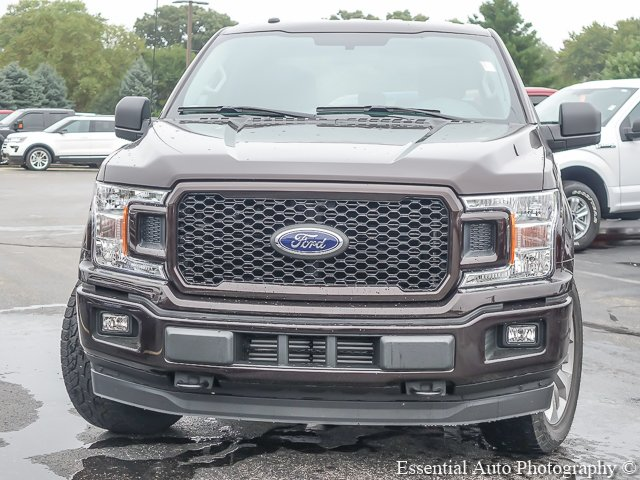 2018 F-150 SuperCrew Cab 4x4,  Pickup #T18515 - photo 5