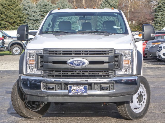 2018 F-450 Regular Cab DRW 4x2,  Reading Classic II Steel Service Body #T18543 - photo 5