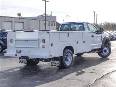 2018 F-450 Regular Cab DRW 4x2,  Reading Classic II Steel Service Body #T18543 - photo 2