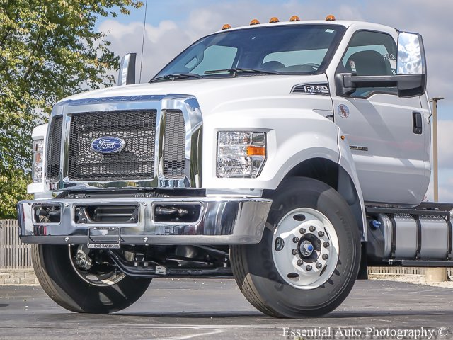 2019 F-650 Regular Cab DRW 4x2,  Cab Chassis #T19072 - photo 3