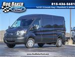 2019 Transit 250 Med Roof 4x2,  Empty Cargo Van #T19098 - photo 1